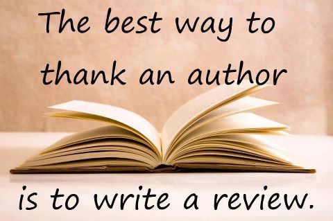 Thank an Author -- Post a Review
