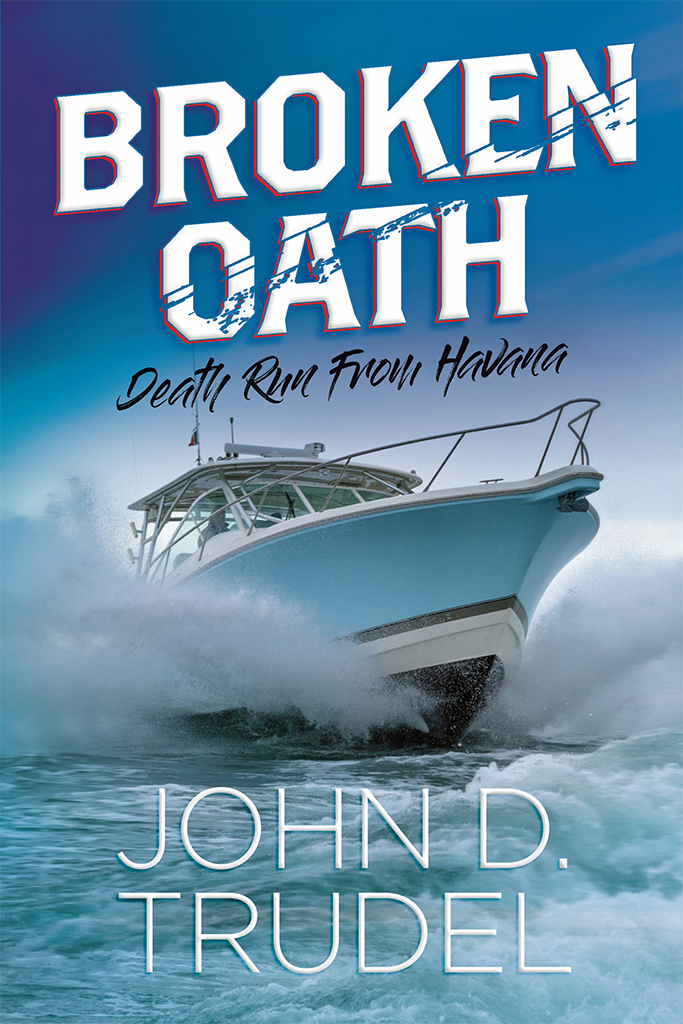 Broken Oath by John Trudel